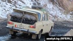 На месторождении Кара-Кече в Нарынской области. Иллюстративное фото