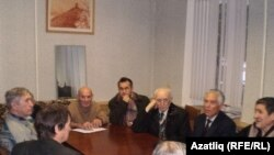 Башкортстан татар җәмәгатьчелек оешмалары вәкилләренең берлектәге утырышы