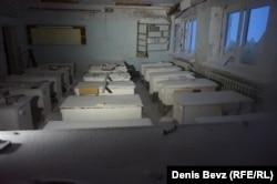 Школа на острове Диксон