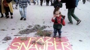 Početak opsade Sarajeva