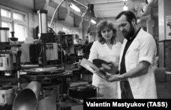 """Фирма """"Мелодия"""", 1988 год"""