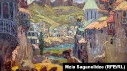 ალექსანდრე ბაჟბეუქ-მელიქოვის გამოფენა