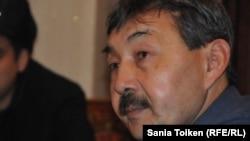 Механик Казахского газоперерабатывающего завода Кожабай Отетлеуов. Жанаозен, 12 января 2015 года.