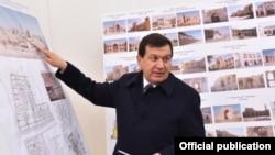 Шавкат Мирзияев.