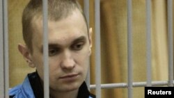 Дмитрий Коновалов, осужденный по делу о теракте в минском метро в апреле 2010 года