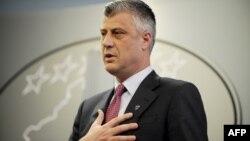 Косовскиот премиер Хашим Тачи