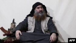 Абу Бакр аль-Багдади. Архивное фото