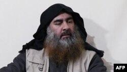 ابوبکر البغدادی رهبر گروه تندرو دولت اسلامی یا داعش