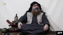 """Islom davlati"" ekstremist guruhi yetakchisi Abu Bakr al-Bag'dodiy"