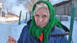 Elena Galagan, una din femeile întîlnite la Calfa, Anenii Noi