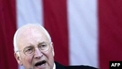 U.S. Vice President Dick Cheney (file photo)
