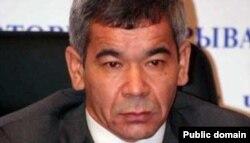 """""""Ақжол"""" партиясының парламенттегі бұрынғы депутаты Аманжан Рысқали."""