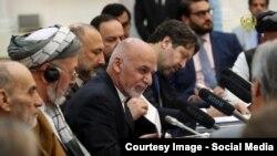جریان نشست پروسه کابل