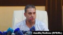 Ваан Мартиросян провел в Баку пресс-конференцию