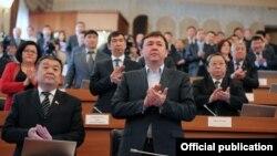 Жогорку Кеңештин депутаттары, 30-ноябрь, 2010-жыл