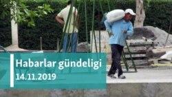 Habarlar gündeligi - 14-nji noýabr, 2019-njy ýyl