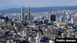 Столица Эквадора-Куито