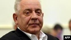 66-річний Санадер обіймав посаду прем'єр-міністра Хорватії з 2003 по 2009 рік