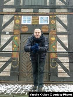 Василий Крюков в Германии
