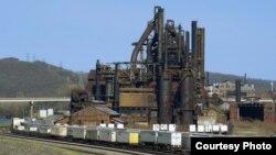 Металургійний завод у США