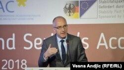 Nemački ambadador u Srbiji Tomas Šib
