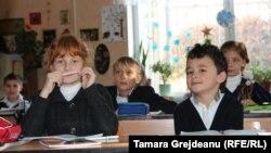 """Liceul """"Pro-Succes"""" din Chişinău, model de educaţie incluzivă"""