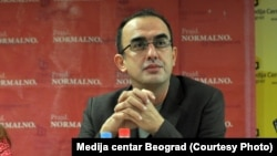 Dinko Gruhonjić, foto: Medija centar Beograd