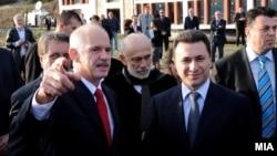 Ке има ли уште една средба Груевски - Папандреу