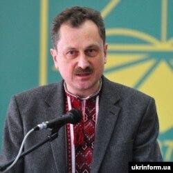 Доктор філологічних наук, професор Ярослав Поліщук