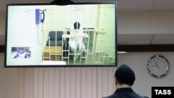 Рассмотрение жалобы на арест Варвары Карауловой (Александры Ивановой) в Мосгорсуде 10.11.2015