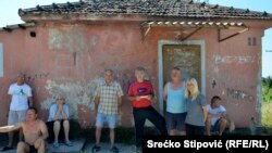 Izbjeglice u kolektivnomcentru Tasovčići kod Čapljine
