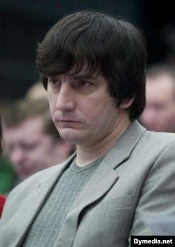 Сяргей Сацук, здымак 2009 году