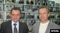 Леонид Козаченко, Микола Присяжнюк