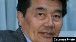Акежан Кажегельдин, бывший премьер-министр Казахстана. 25 апреля 2006 года.