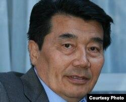 Акежан Кажегельдин, бывший премьер-министр Казахстана. Страсбург, 25 апреля 2006 года.