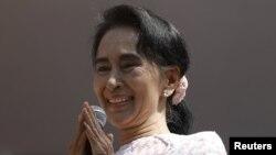 Лідер опозиції М'янми Аун Сан Су Чжі
