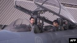 خلبانهای سعودی