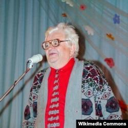 Валентин Берестов, 23 сентября 1996. Фото: Бахтиер Абдуллаев