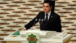 Berdimuhamedow täze ýedi ýyl prezidentlige kasam kabul etdi