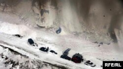 Avalanches are an annual hazard in Afghanistan