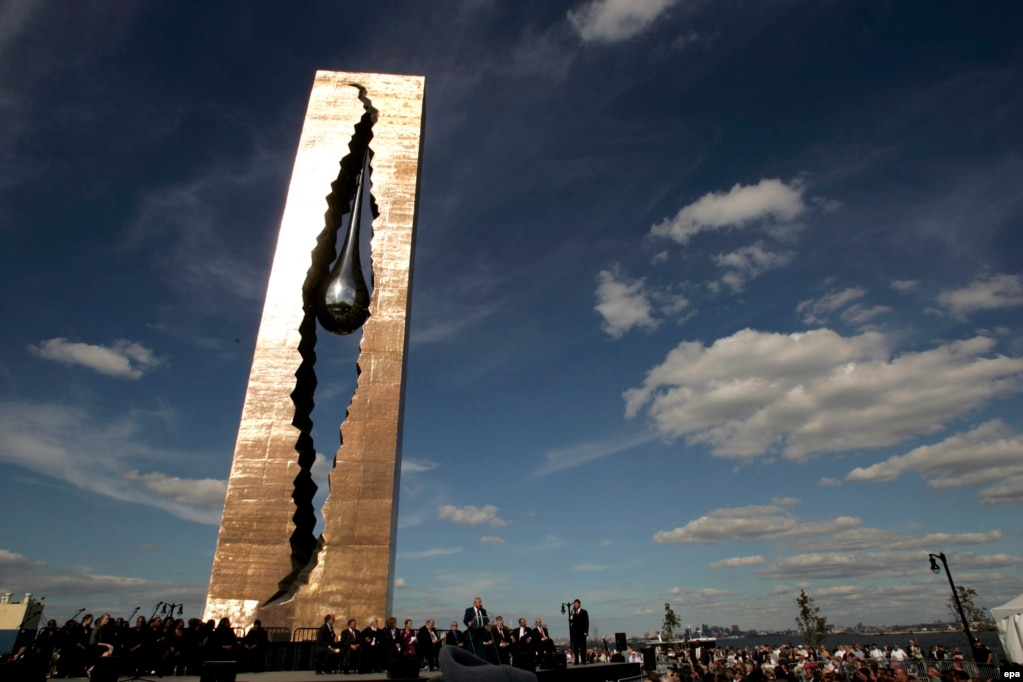 how the world commemorates the victims of 9 11