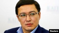 Представитель Национального банка Данияр Акишев.