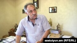 Արա Սանթրոսյան