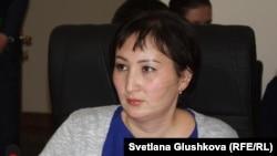 Гульмира Биржанова, юрист общественной организации «Правовой медиа-центр».