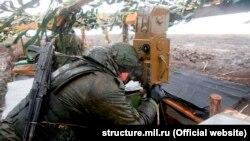 Навчання російських ракетних військ у Криму, 19 березня 2018 року