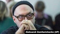 Режиссер Кирилл Серебренников в Мосгорсуде. 21 февраля 2018 года.