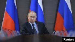 Russian President Vladimir Putin has frequently portrayed himself as a stalwart leader fighting against Western efforts to weaken Russia and subordinate it to the will of the United States.