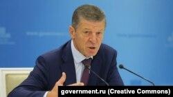 Vicepremierul rus Dmitri Kozak, reprezentant special al Kremlinului pentru relațiile comerciale cu Republica Moldova