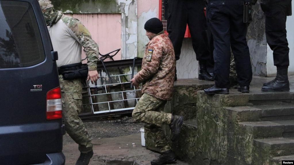 Троих раненых украинцев в Керчи выписали и переводят в СИЗО
