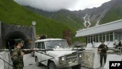 Пограничники тоже поблагодарили жителей Южной Осетии, тем самым показав, что не держат на них зла из-за нерадивого чиновника